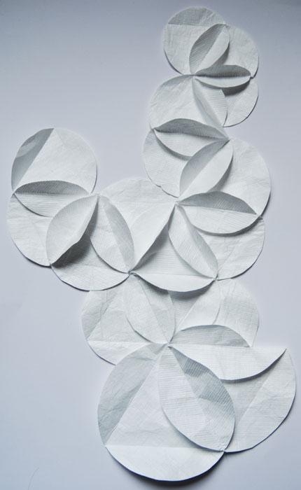 Inter-pattern, design surface, couverture, parcoust germain, arbre à voeux, Place St Germain, Paris, Laure Devenelle