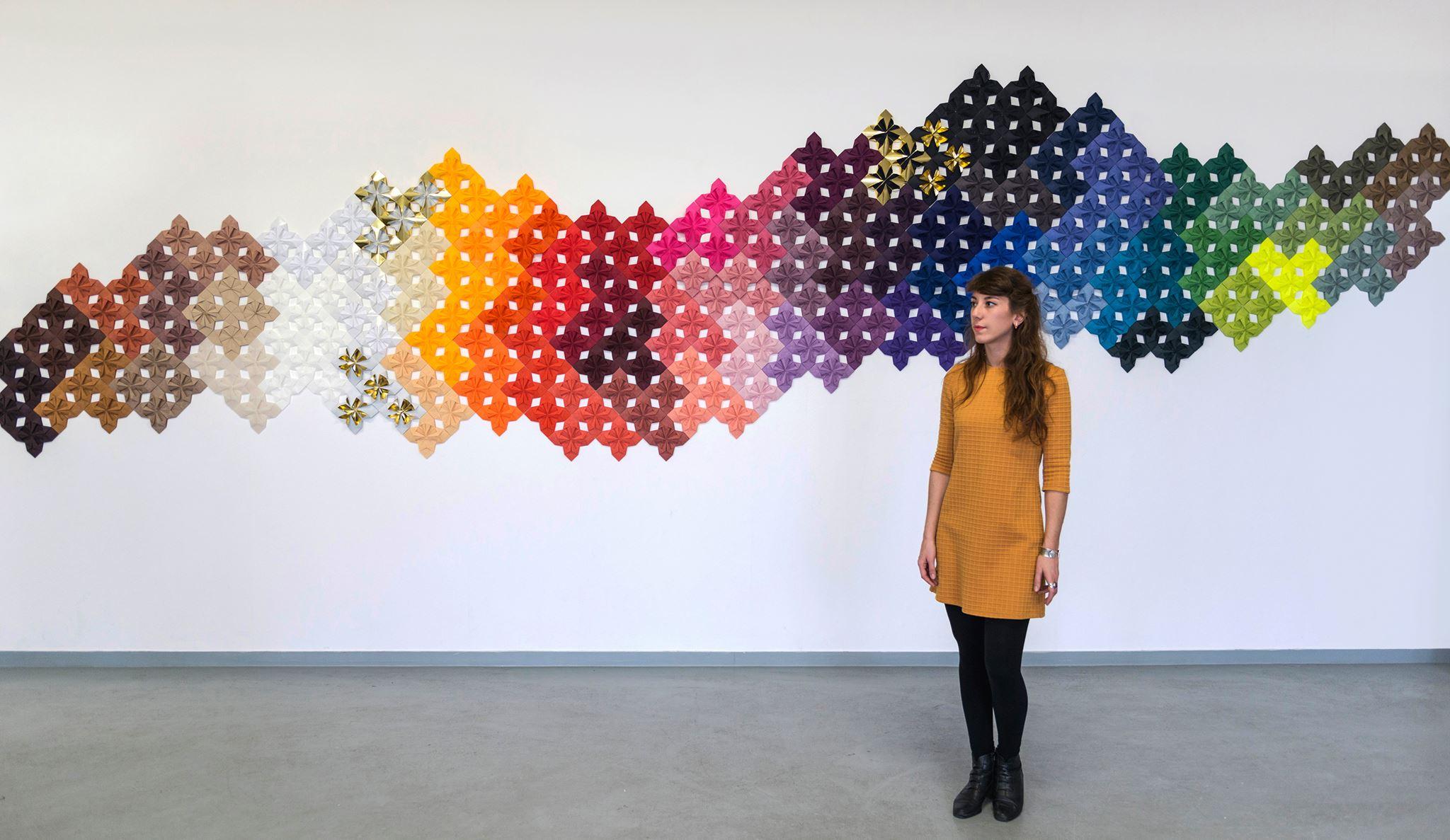 Laure Devenelle Paper Art Set Design Paris