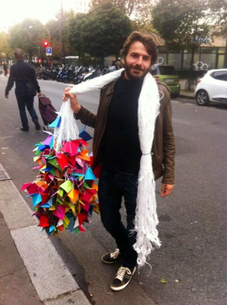 Transport-Origami