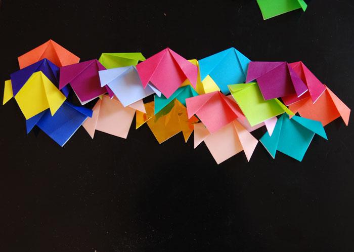 Voeux-Origamis