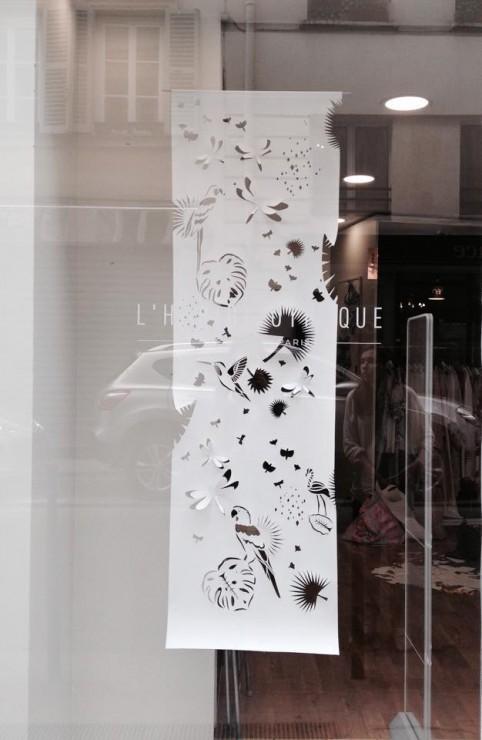 vitrine habibliothèque