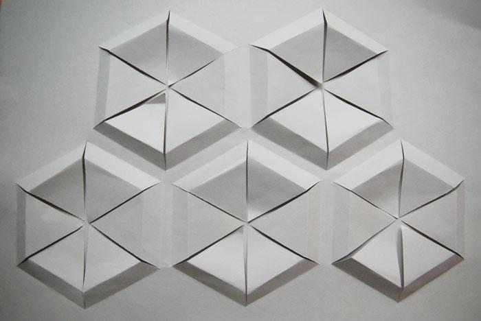 Hexagone-ajouré