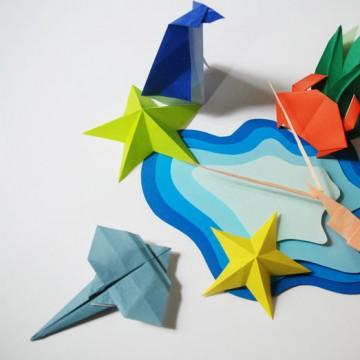 Mer-d'Origami