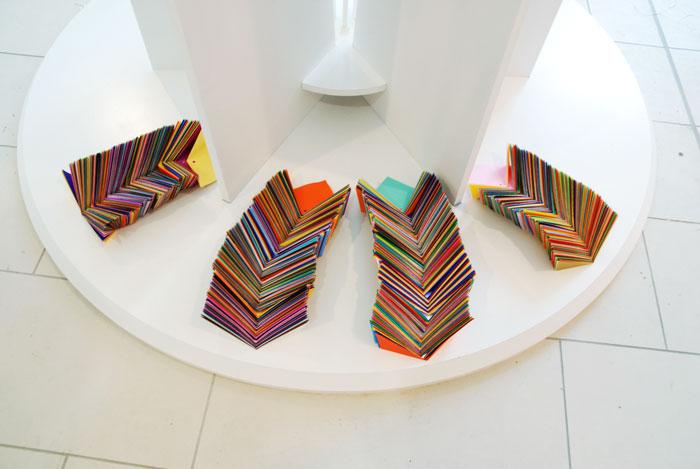 Laure devenelle designer papier sc nographe origamiste - 4 saisons meaux ...