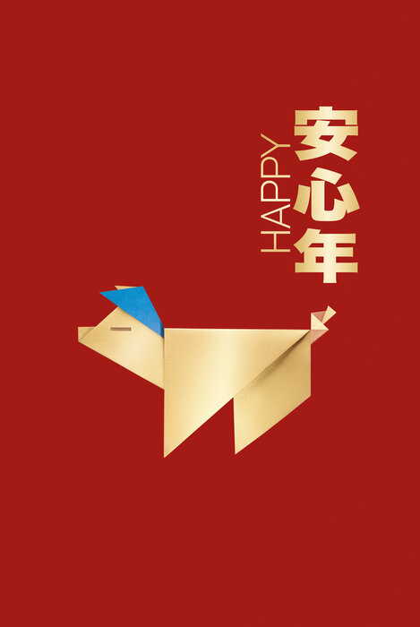 Cocon-or-origami-nouvel-an-chinois-paper-art-pour-la-roche-posay-laure-devenelle