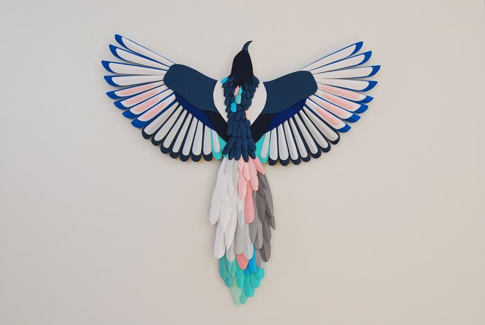 bird-paper-art-vole-exposition-personnelle-metamorphoses-Lamaziere-cormeilles-en-parisis-©-Laure-Devenelle-2018