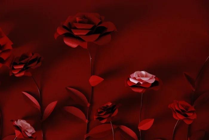 Roses-set-design-paper-maison-Kurkdjian-2020-creation-Laure-Devenelle