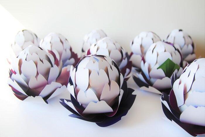 paper-artichauts-3D-concours-bocuse-d-or-2019-Laure-Devenelle