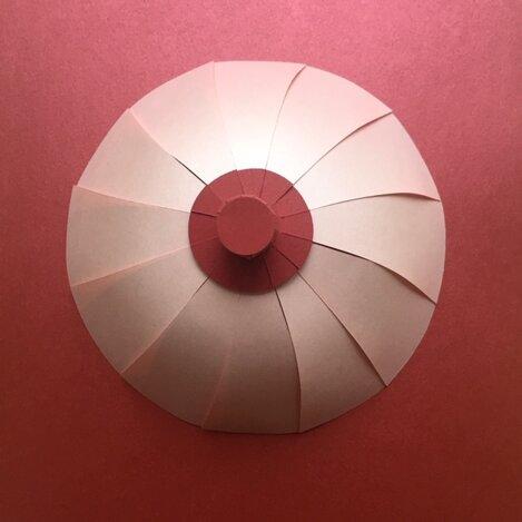Sein-volume-3D-boobs-paper-art-creation-octobre-rose-ligue-contre-cancer-2019